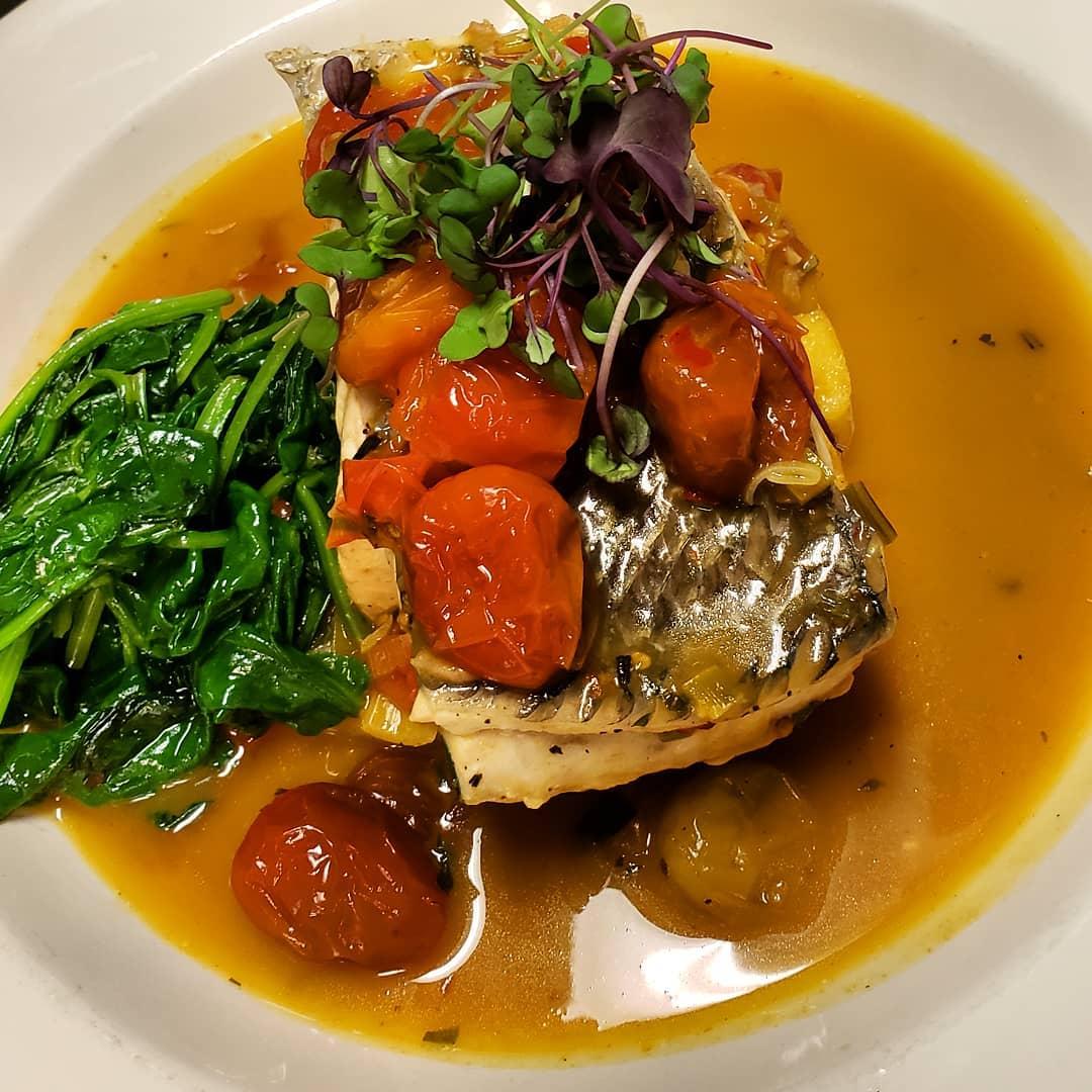 Menu | Classic Cuisine | West Creek, NJ